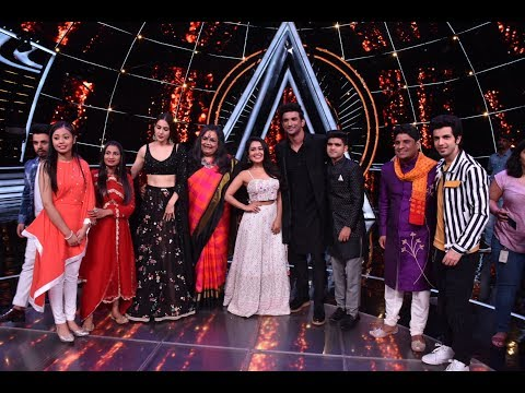 Kedarnath promotions @ Indian Idol 10-Sara Ali Khan and Sushant Singh Rajput | Bollywood