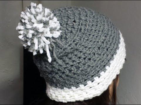 Minion Mütze Selber Machen Luftmaschen Häkeln Netz