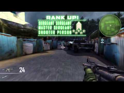 Call of duty modern warfare 3 BETA Gameplay