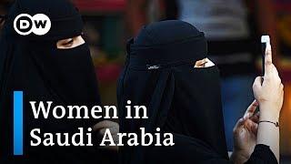 Young Saudi women take aim at male guardianship system   DW News - DEUTSCHEWELLEENGLISH