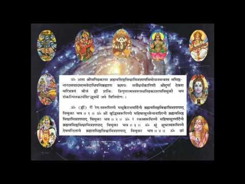 Durga Saptashati – Path Vidhi, Sankalpa & Shapoddhar (Pujaa.se )