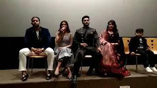 सपना चौधरी से, उनकी पहली फिल्म Dosti Ke Side Effects के ट्रेलर लांच इवेंट के मोके पर खास बातचीत - ITVNEWSINDIA