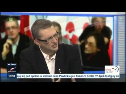 Grzegorz Braun w TV Republika 24-11-2014