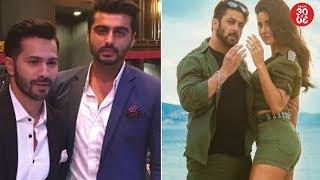 Varun Dhawan Recommends Arjun Kapoor For A Film | Salman Credits Katrina For 'TZH' Success - ZOOMDEKHO