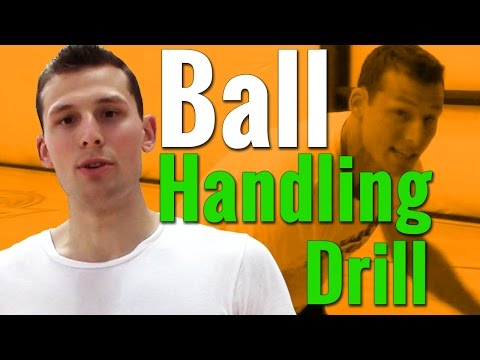 Basketball Ball Handling Drills For Beginners and Kids