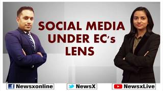 Lok Sabha Elections 2019: Social Media Under Election Commission's Lens, General Elections - NEWSXLIVE