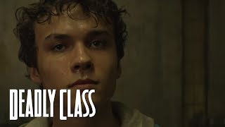 DEADLY CLASS | Cosplay Guide | SYFY - SYFY