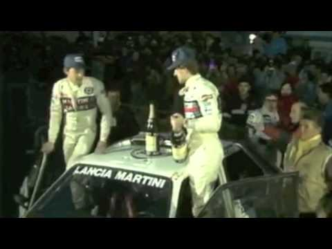 WRC Rally Monte Carlo 1986 Group B (deel 6)