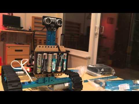 MakeBlock : LEGO Compatible Robotics Kit funded by Kickstarter