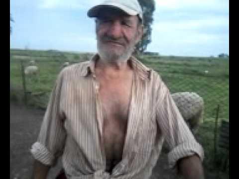 El abuelo cuando era vago