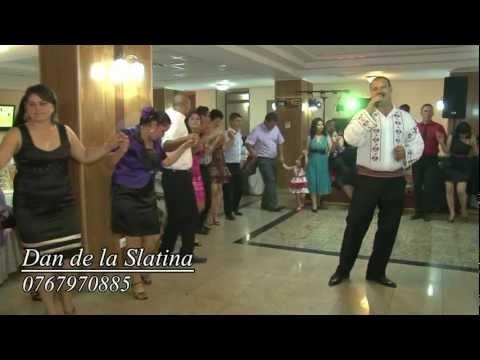 Dan de la Slatina-live nunta