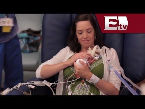 Bebé prematuro conmueve al mundo en su lucha por sobrevivir /  Kimberly Armengol