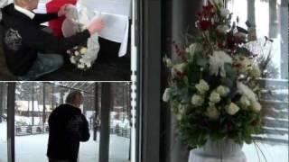 Оформление свадьбы 2012 в ресторане Атлантис