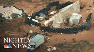 Suspects in New Mexico Compound Child Abuse Case To Be Released From Jail | NBC Nightly News - NBCNEWS