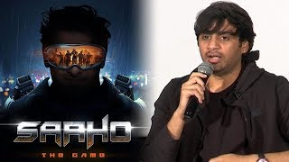 Director Sujeeth About Saaho The Game | Tollywood News | Latest Telugu Film News - TFPC