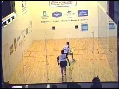 1997 US Open Final: Cliff Swain vs Sudsy Monchik