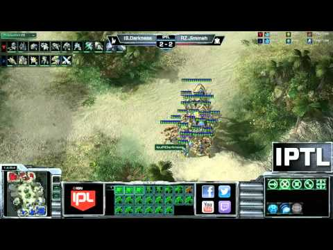Isurus Gaming vs Rip ZeeZ - Game 5 - IPTL Amateur S1