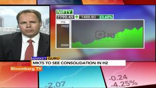 Market Guru- No Contagion Risk In EMs: Jan Dehn - BLOOMBERGUTV