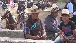 Coleaderos en El Tambor (Jerez, Zacatecas)