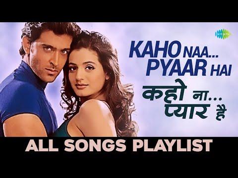 Kaho Naa Pyaar Hai - Juke Box | Full Songs | Hrithik Roshan & Ameesha Patel