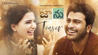 Jaanu Teaser - Sharwanand, Samantha | Premkumar | Dil Raju - DILRAJU