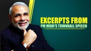 Headline  13 quotable quotes from PM Modi's town hall speech in London - ZEENEWS