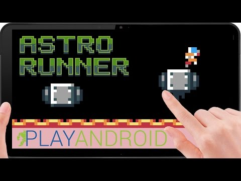 ASTRO RUNNER ᴴᴰ ►The chase is on!◄ Astro Runner Review ⁞Test⁞ ⁞Gameplay⁞