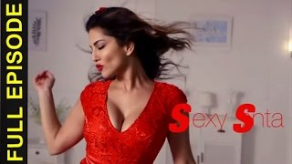 Sunny Leone As SEXY SANTA - zoOm EXCLUSIVE