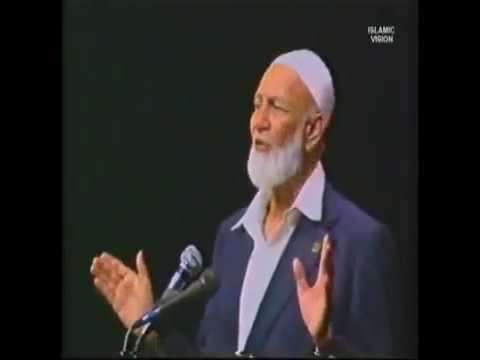 Shaikh Ahmed Deedat provided proofs & evidences that BIBLE is Corrupted!.