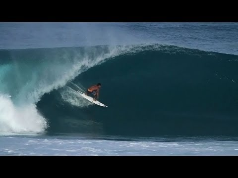 Gabriel Medina Pipeline Tube Ride