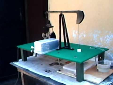 balancin petrolero proyecto de física
