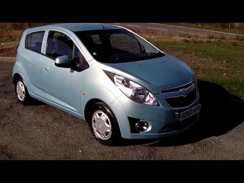 www.bennetscars.co.uk 2011 Chevrolet Spark 1.2 LS 25k Fsh £4,995