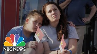 Running To Remember: Fallen Service Members Honored With A Run Across America | NBC News - NBCNEWS