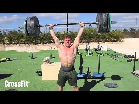 Scott Panchik and Noah Ohlsen on Workout 150128