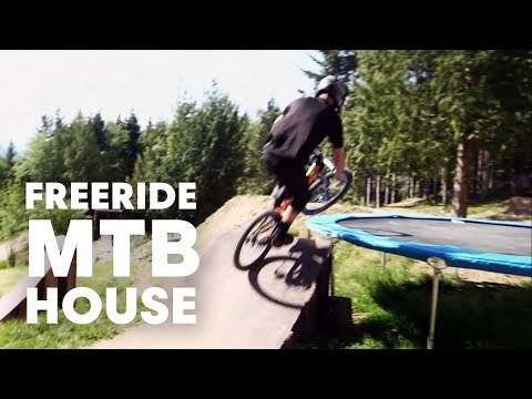 Ultimate freeride MTB house - Life Behind Bars - Episode 1