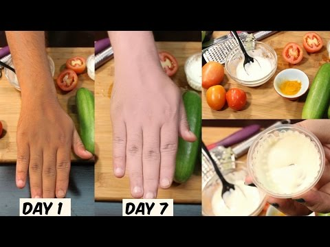 Skin Whitening Night Cream  See Difference In 7 Days