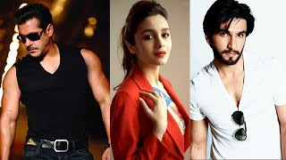 Bollywood News in 1 minute - Salman Khan, Alia Bhatt, Ranveer Singh - ZOOMDEKHO