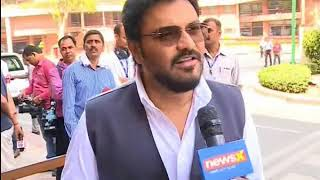 Babul Supriyo speaks on YSRCP TDP moves no confidence motion against BJP - NEWSXLIVE