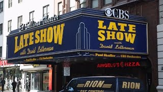 CBS's Ed Sullivan Theater Purchase for Letterman Pays Off - BLOOMBERG