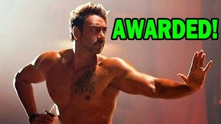 Ajay Devgan awarded for martial arts! | Bollywood News