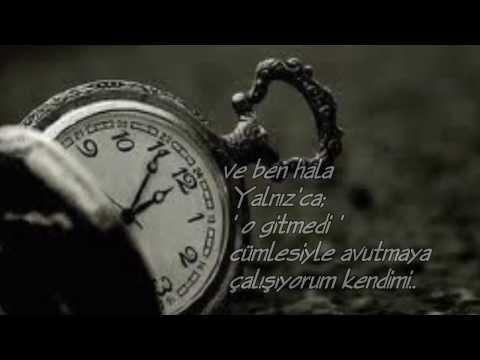 Yorumlayan: Serb�lent Se�kin �iir:Ersel �elik �yi de�ilim �iirini sesli dinle.. Ve saat yine