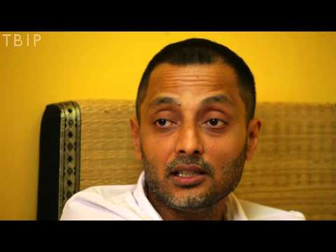 Masterframes - Sujoy Ghosh - ON FUNDING A FILM