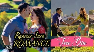 Tere Bin SONG | Ranveer -Sara will make you fall in LOVE | Simmba - BOLLYWOODCOUNTRY