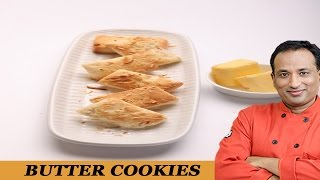 Nutty Butter Cookies Recipe with Philips Airfryer by VahChef - VAHCHEF