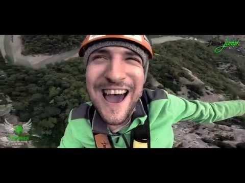 Beautiful Rope Jumps in GORGES DU VERDON - France - Dream Walker 2