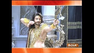 Karn Sangini-watch the video to see its magnificent sets and a lot more - INDIATV