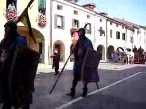 Palio Montagnana (Italia)