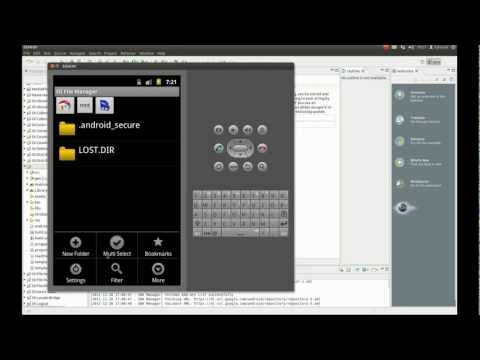 How-to Set Up Android SDK/Eclipse & download/modify OI Apps