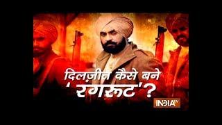 Exclusive Interview: Diljit Dosanjh on Sajjan Singh Rangroot India TV - INDIATV