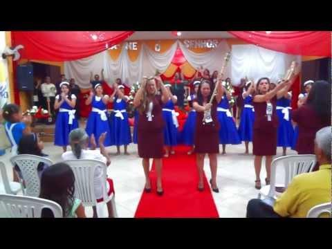 Coreografia Gospel Gideões e os 300 - Ministério de Dança Ágape